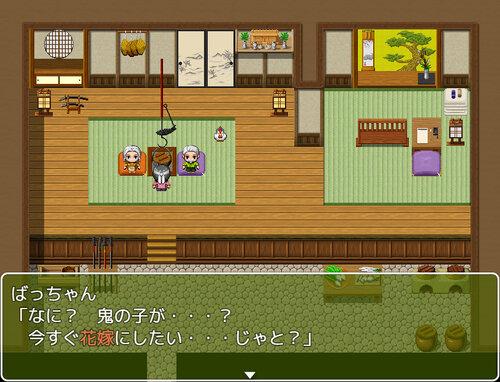 ピーチボーイ ~鬼の花嫁編~ Game Screen Shot2