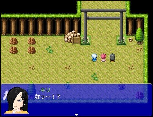 神話と杉沢村 Game Screen Shot2