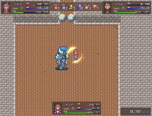 Gleam Blade Game Screen Shot3