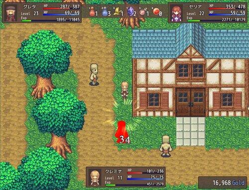 Gleam Blade Game Screen Shots