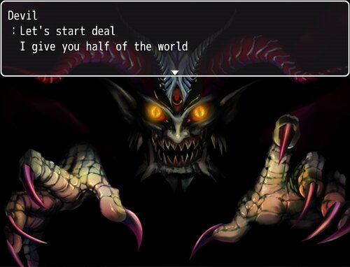 Half of the World Game Screen Shot