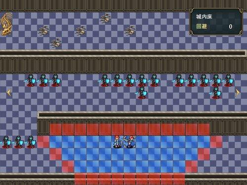 超機動戦艦アヴァロン Game Screen Shot
