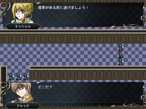 超機動戦艦アヴァロン Game Screen Shot3