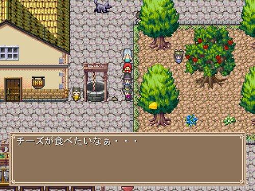フラグメントワールド Game Screen Shot4
