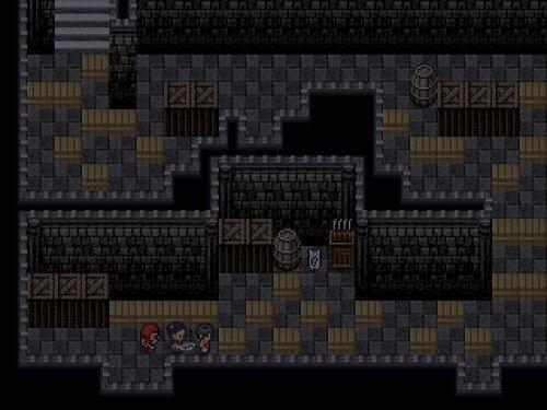 フラグメントワールド Game Screen Shot5