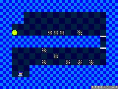 ヤシーユのアルティメットヘルアクション Game Screen Shot1