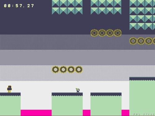 ユメマタタキ Game Screen Shot1