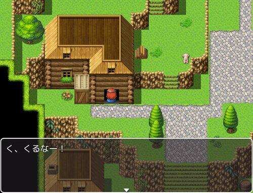 コミュ障RPG Game Screen Shot3