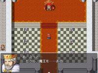 コミュ障RPGのゲーム画面