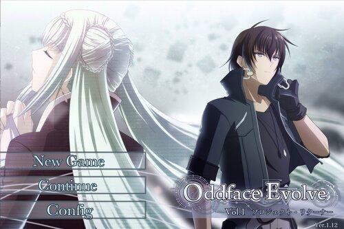 Oddface Evolve Vol.1「プロジェクト・リターナー」 Game Screen Shot1