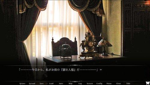 茨の棘 籠の蝶(体験版) Game Screen Shot2