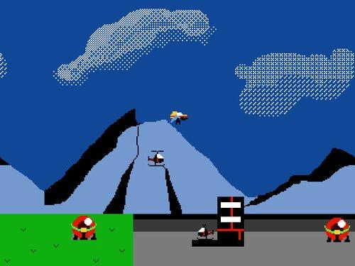 バトルキャリア Game Screen Shot3
