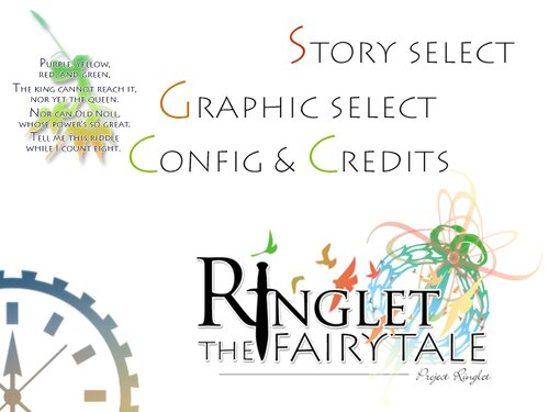 Ringlet the Fairytale(フリー版) Game Screen Shots