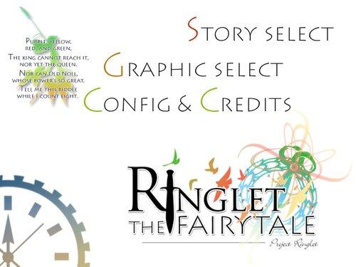 Ringlet the Fairytale(フリー版) Game Screen Shots