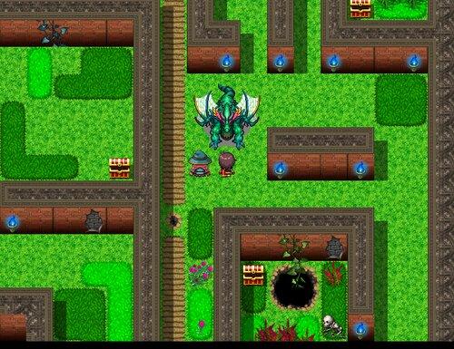 レイとディアナの小さな島 Game Screen Shot3