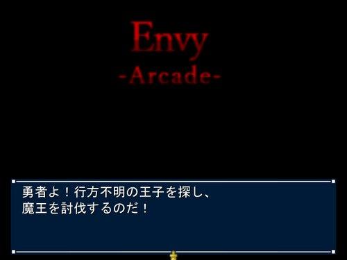 Envy-Arcade- Game Screen Shots
