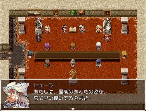 エナルサーガ Game Screen Shot5