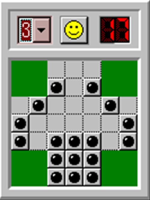 ソリテア Game Screen Shot