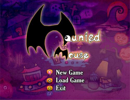 HauntedHouse Game Screen Shot