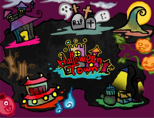 HauntedHouse Game Screen Shot4