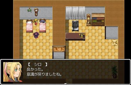 シロクロユウシャ Yukiha Game Screen Shot2