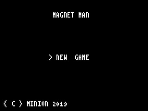 MagnetMan Game Screen Shot2