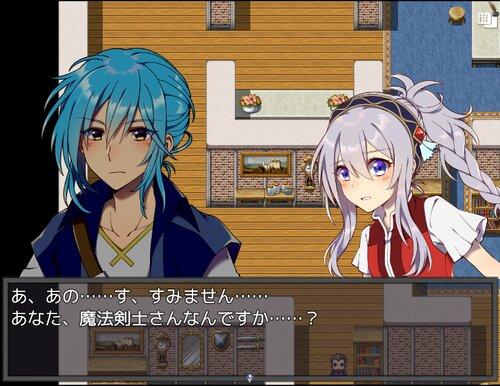 I・Fantasy Re Game Screen Shot1