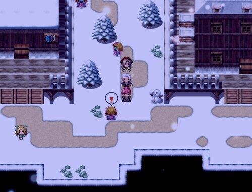 眠れる勇者は目覚めない Game Screen Shot5