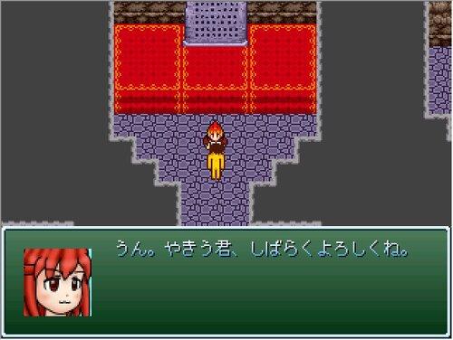 OPEN ※未完成 Game Screen Shot4