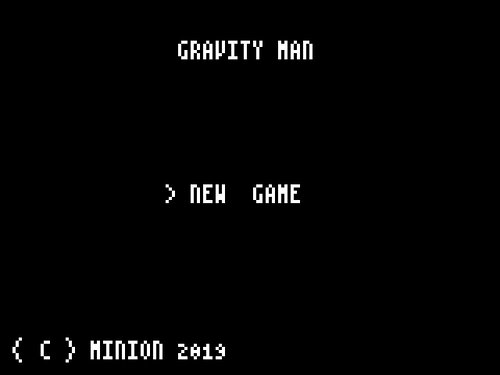 GravityMan Game Screen Shot5