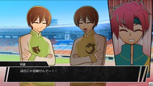 関東出身の作者が想像で描く全国大会 Game Screen Shot3