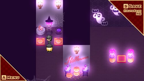 迷☆探偵の助手〜Halloween2019〜 Game Screen Shot5