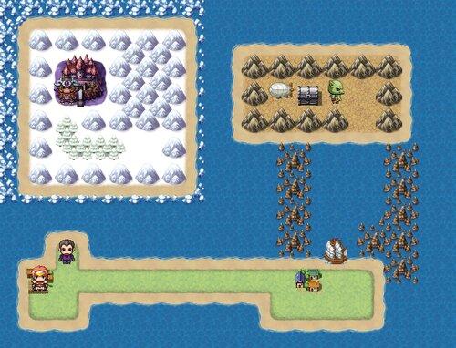 ハロルドのデフォルトRPG2 Game Screen Shot2