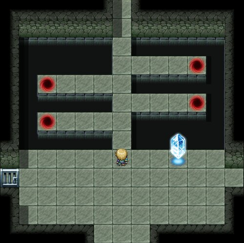 ベゼルと森の遺跡 Game Screen Shot2
