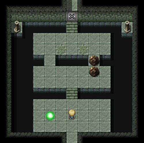 ベゼルと森の遺跡 Game Screen Shot3