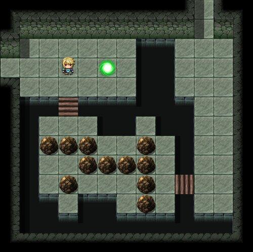 ベゼルと森の遺跡 Game Screen Shot4