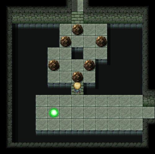 ベゼルと森の遺跡 Game Screen Shots