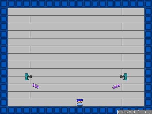 ヤイーユ・ミニゲーム Game Screen Shot