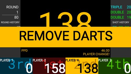Celestial Darts Game Screen Shot3