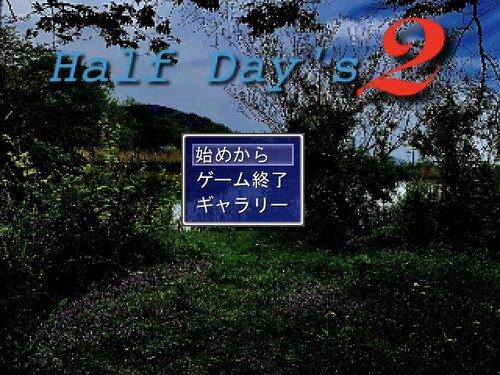Half Day's2 Game Screen Shot5
