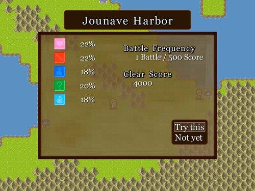 ポルト・ガーディア(Port Guardia) Game Screen Shot2