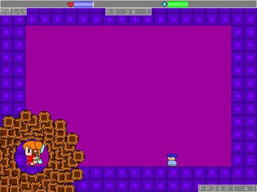 ヤシーユが格闘王への道に挑戦するようです3 Game Screen Shot2