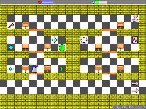 ヤシーユが格闘王への道に挑戦するようです3 Game Screen Shots