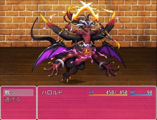 リルリルクソリル Game Screen Shot