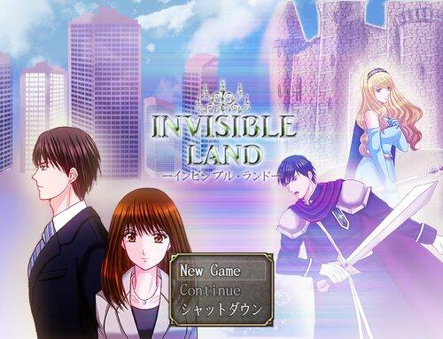 インビシブル・ランド(体験版) Game Screen Shot5