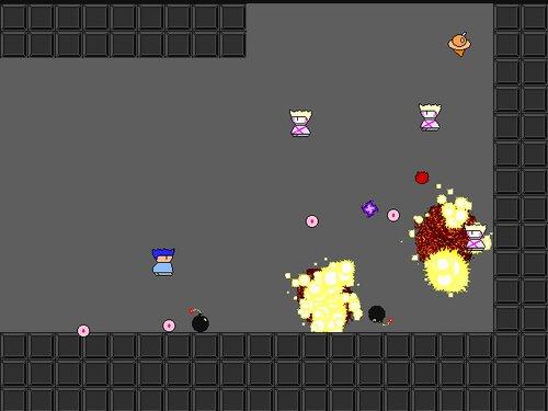 ヤシーユと黄金の宝玉 Game Screen Shot1