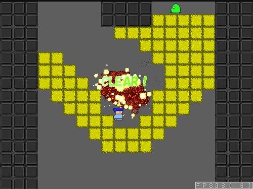 ヤシーユと黄金の宝玉 Game Screen Shot2