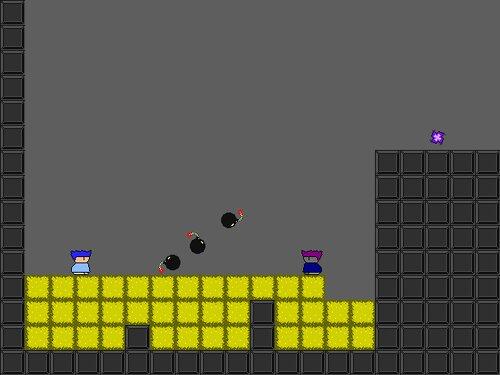 ヤシーユと黄金の宝玉 Game Screen Shot3