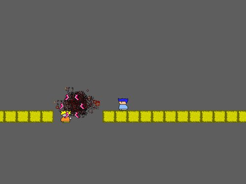 ヤシーユと黄金の宝玉 Game Screen Shot5