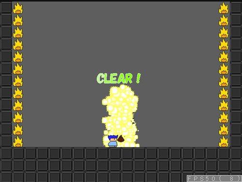 ヤシーユと黄金の宝玉 Game Screen Shots